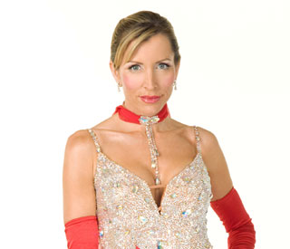 More dancing for Heather Mills, this time on ice