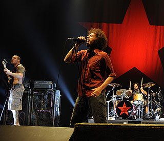 Rage Against the Machine is Christmas number one