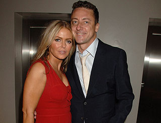 Patsy Kensit's eight month marriage in trouble