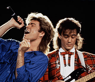 George Michael rules out Wham! reunion