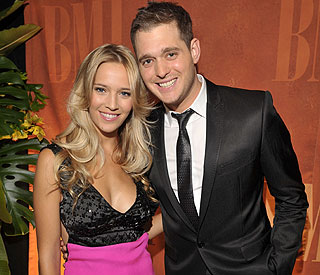 Michael Buble engaged to his Argentinian love