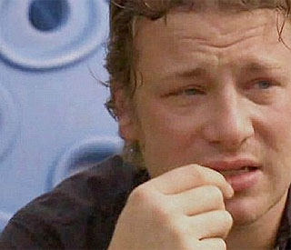 Jamie Oliver in tears as US locals reject eating plans