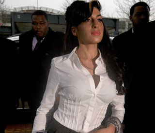 Amy Winehouse given two year conditional for assault