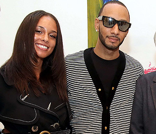 Alicia Keys given engagement ring for birthday