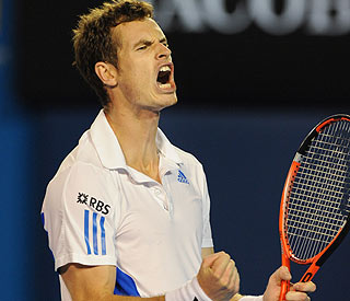 Andy Murray grand slams into Australian Open final