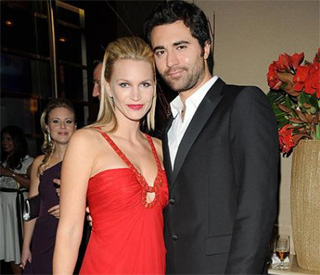 It's over for Darius Danesh and Natasha Henstridge