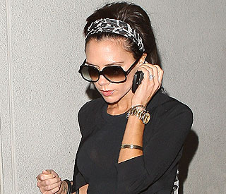 John Terry's wife calls Victoria Beckham for advice