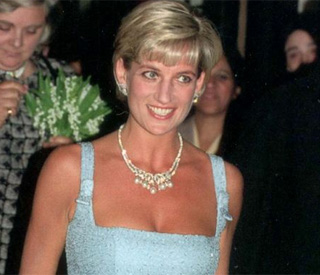 Princess Diana's 'Swan Lake' necklace up for sale