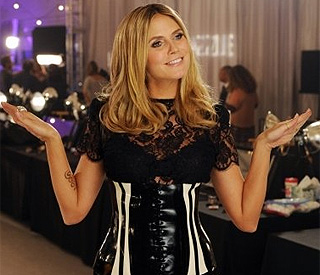 Heidi Klum signs up to become a Desperate Housewife