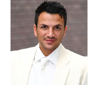 Peter Andre eyes up Danny Zuko role in Grease