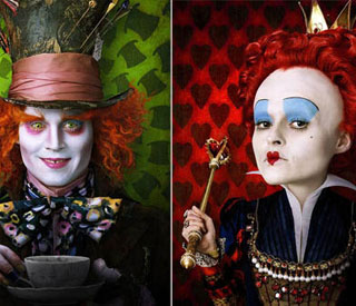 Odeon reverses plan to boycott Alice in Wonderland