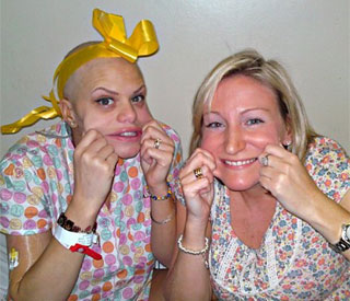 Pal's film for Jade Goody a year after her death