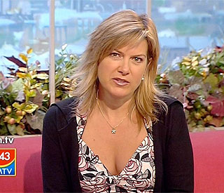 Penny Smith confirms she is leaving her post at GMTV