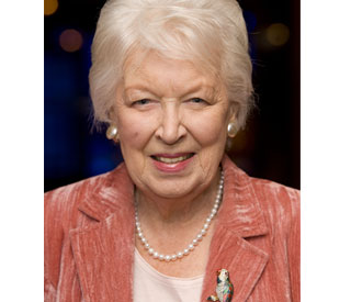 Cameo role for June Whitfield on 'Corrie'