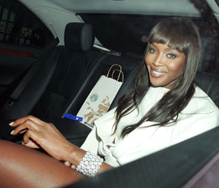 Naomi Campbell's driver apologises for 'overreacting'