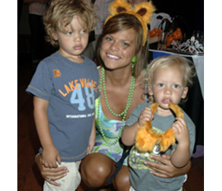 Jade Goody's sons to make anniversary tribute