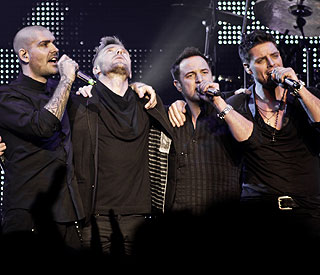 Boyzone 'pull it together' for Stephen Gately tribute