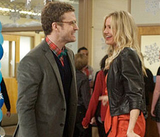 Justin Timberlake and Cameron Diaz reunite
