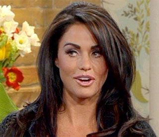 Katie Price mistakes new husband Alex for Pete