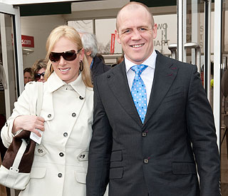Zara Phillips and Mike Tindall have a 'racy' romance