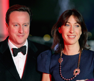 David Cameron hoped photos of Sam 'wouldn't appear'