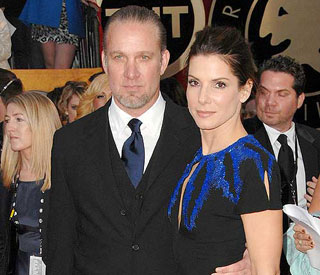Sandra Bullock's husband seeking help for 'issues'