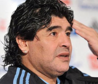 Diego Maradona has surgery after shock dog attack