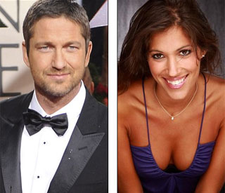 Gerard Butler reportedly dating French TV beauty