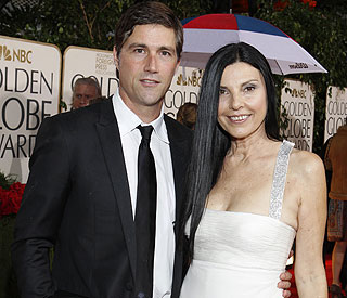 Lost star Matthew Fox denies affair rumours
