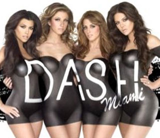 Kardashian sisters paint bodies for sexy photoshoot