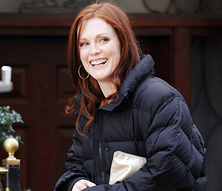 Julianne Moore reveals dream of becoming a doctor
