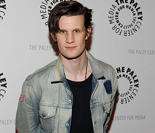 New Timelord Matt Smith to play gay writer in drama