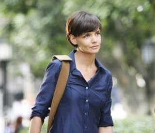 Katie Holmes to play Jackie Kennedy in new series