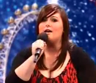 Susan Boyle's cousin tries her luck on BGT
