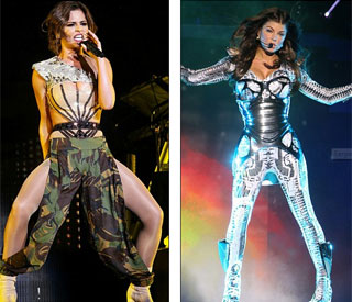 Cheryl Cole in talks to duet with Fergie