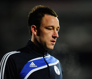 Injury may cause John Terry to miss out on World Cup