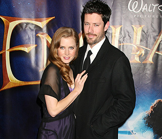 Enchanted actress Amy Adams names new baby girl