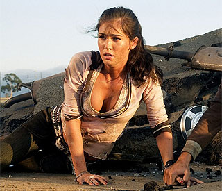 Megan Fox calls time on her role in Transformers