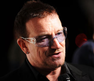 Bono's injury causes U2 to cancel Glastonbury and US tour