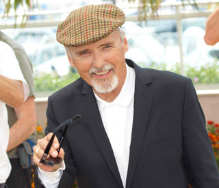 Jack Nicholson, others bid farewell to Dennis Hopper