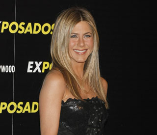 No 'Scream' for Jennifer Aniston