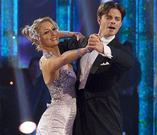 Brian Fortuna quits Strictly after bosses demote him