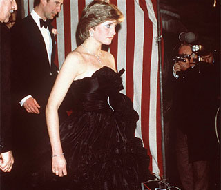 Iconic Princess Diana dress fetches £192,000 at auction