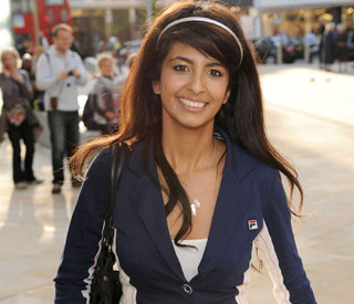 Konnie Huq becomes engaged to Charlie Brooker