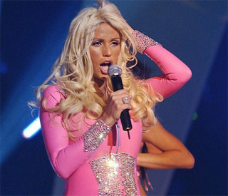 'I love the tune and I hope you do too' says Katie Price on her solo single