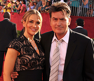 'Professional help' for Charlie Sheen's ex