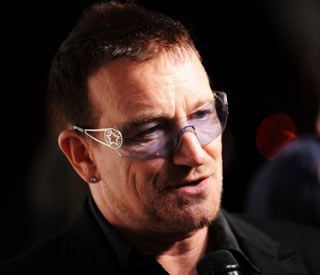 Bono's back injury could cost U2 £100 million