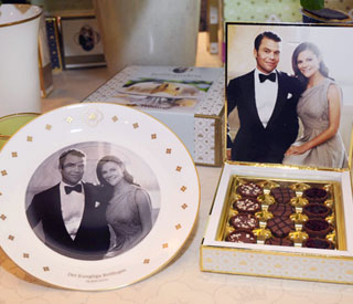 Collector's items on sale for Princess Victoria's wedding