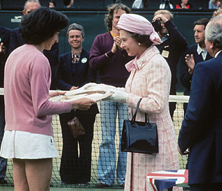 The Queen is returning to Wimbledon after 33 years