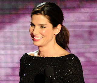 Sandra Bullock and baby Louis move to New Orleans